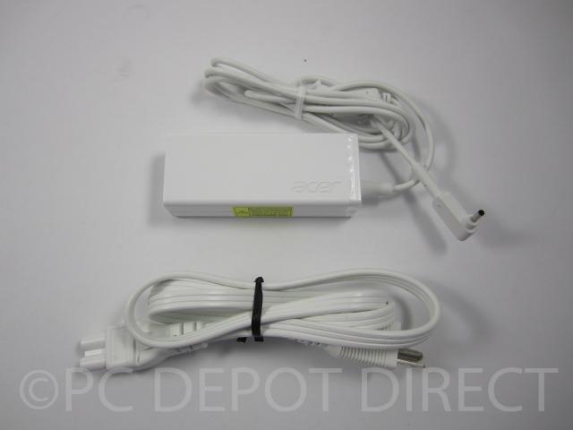ACER PA-1450-26 CB5-311-T677 CHROMEBOOK 13 AC ADAPTER  Genuine Acer - 45W 19V 2-