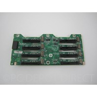 HP 643705-001 DL385P GEN 8 SFF BACKPLANE BOARD ONLY  Does not include cage