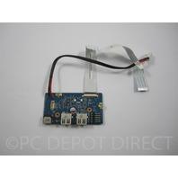 Genuine Shuttle X50V2 Barebone AIO Desktop USB-Power Board 72R-2A0630-C421