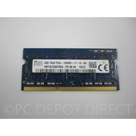 KINGSTON HMT451S6AFR8A-PB 4GB DDR3-1600 PC3-12800 SODIMM RAM