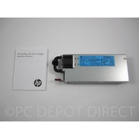 HP 739252-B21 PROLIANT 460W PLATINUM POWER SUPPLY  COMMON SLOT - CS