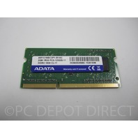 ADATA AM1U16BC2P1-B1AC 2GB DDR3-1600 PC3-12800S SODIMM RAM  Genuine ADATA