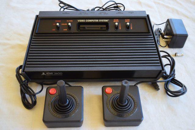 Atari 2600 Black Vader Console Video Game System Bundle 50 All Different Carts 689192481608 Ebay