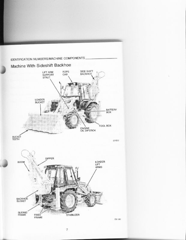 case super k backhoe wiring diagram on case 590 super n backhoe, case  580 super