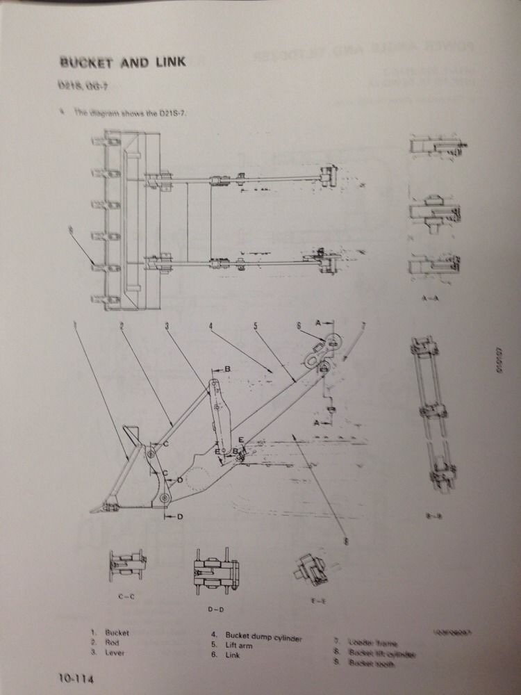 komatsu repair manual for pc35 rh komatsu repair manual for pc35 angelayu us Smallest Komatsu Dozers Komatsu D21A Dozer Weight