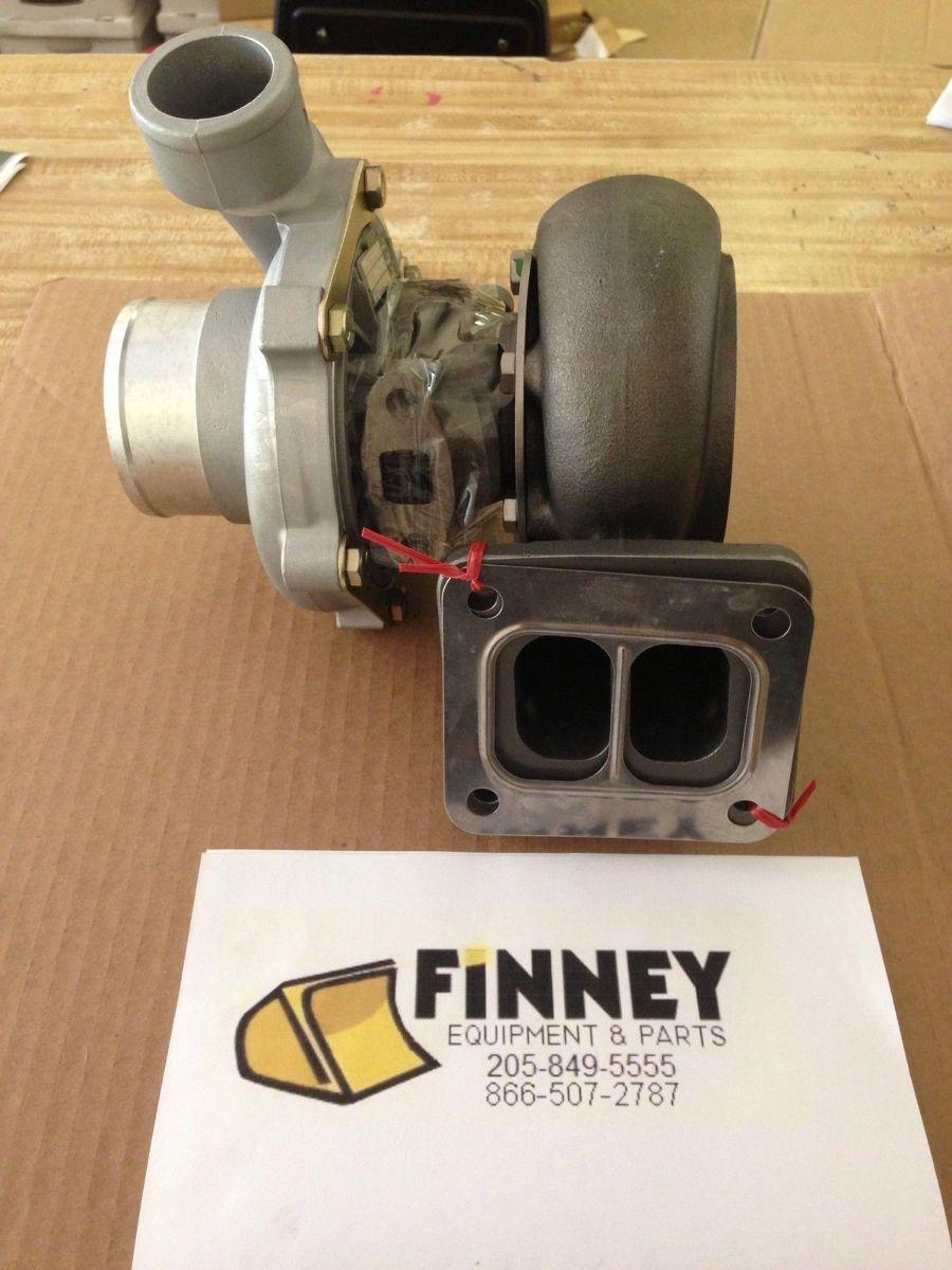 John Deere New Turbocharger Turbo 450 450b 450c 550 550a 550b 450d Wiring Harness 455d 555b Jd
