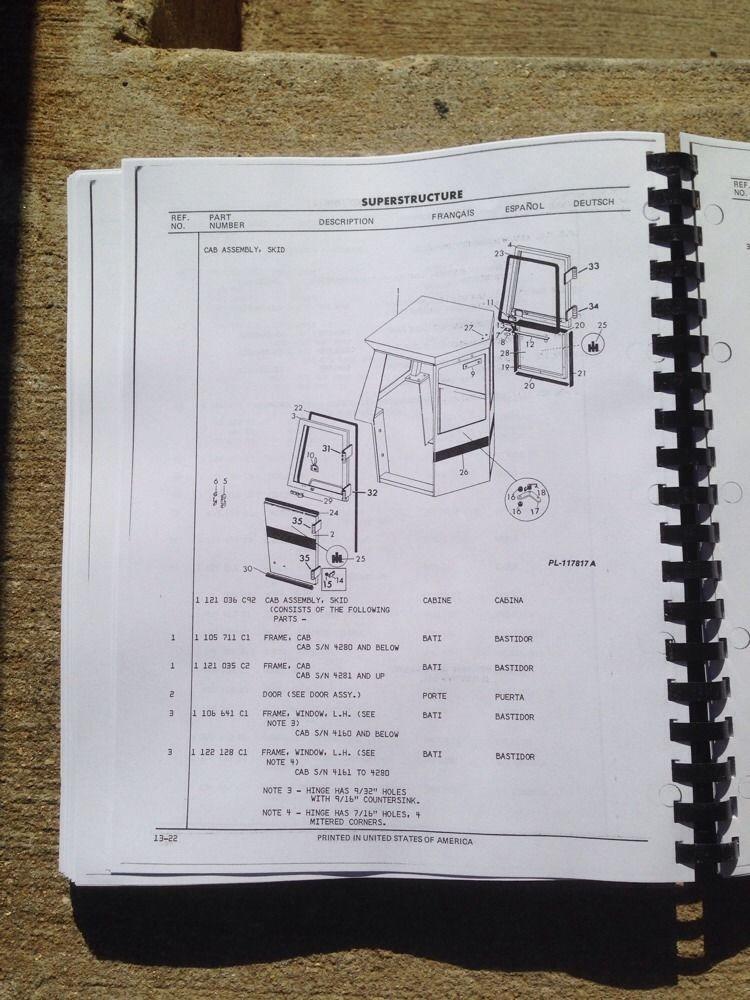 dresser 510 515 wheel loader parts manual catalog book pc 510 515 4 rh finneyparts us Dresser 510B Wheel Loaders Specifications Dresser 510 Parts