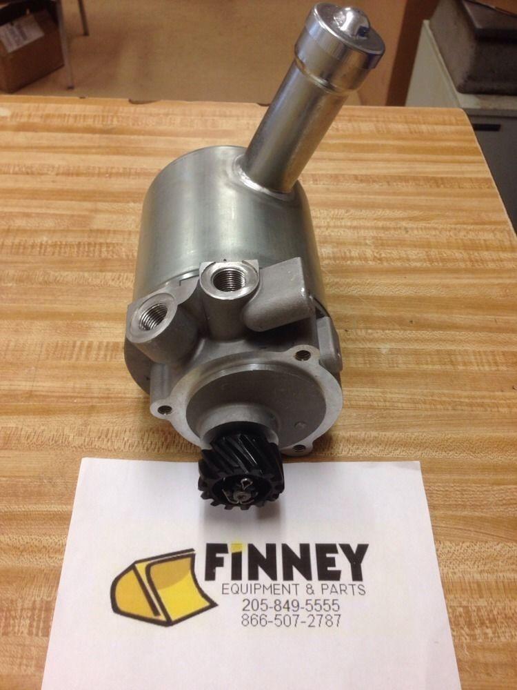 A137187 Case Backhoe Power Steering Pump 480b 580b 530 New