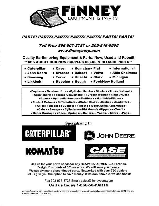 Case 580K Loader Backhoe Operation Maintenance Manual