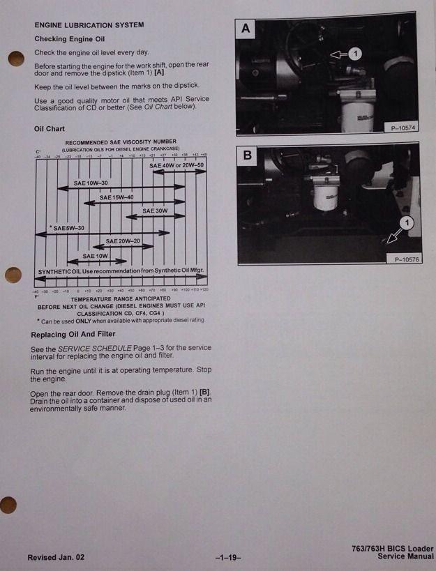 bobcat 763 763f service manual book skid steer 6900091 repair shop bobcat 763 763f service manual book skid steer 6900091 repair shop book