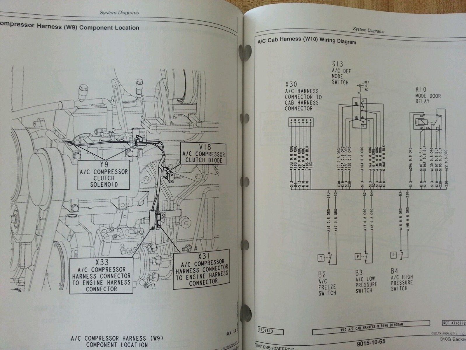 Jd 410 Engine Wiring Diagram Trusted Diagrams John Deere Backhoe Toyota