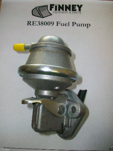 Re38009 John Deere Saran engine fuel lift pump 310C turbo 310D 4039 SOFABEX 4045