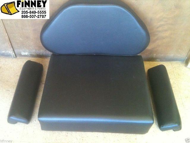 Caterpillar D2 Seat Cushion set arm rest dozer CAT 3B5910 3B2596 1B2305 NEW