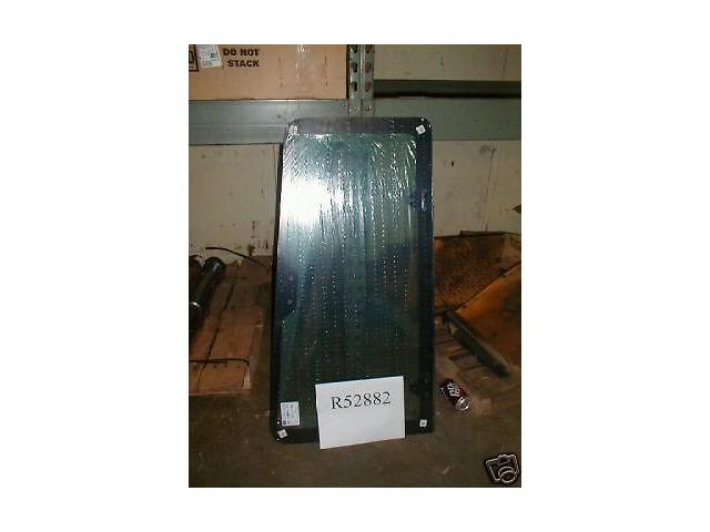 Case 580K 580L 590 BACKHOE RH Door Rear Window R52882