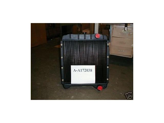 Case 580K 580sk 580 SK Super K loader backhoe Radiator A172038 NEW
