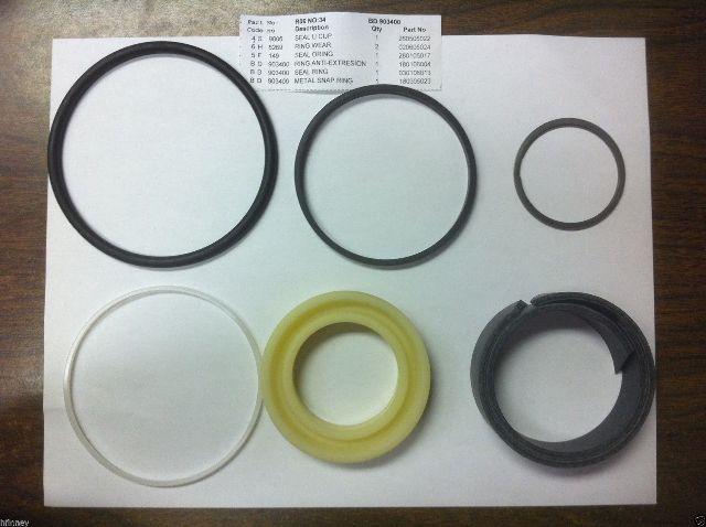 Caterpillar CAT 219 219D 225 EARLY 225B 225D D6C Track adjuster seal kit 903400