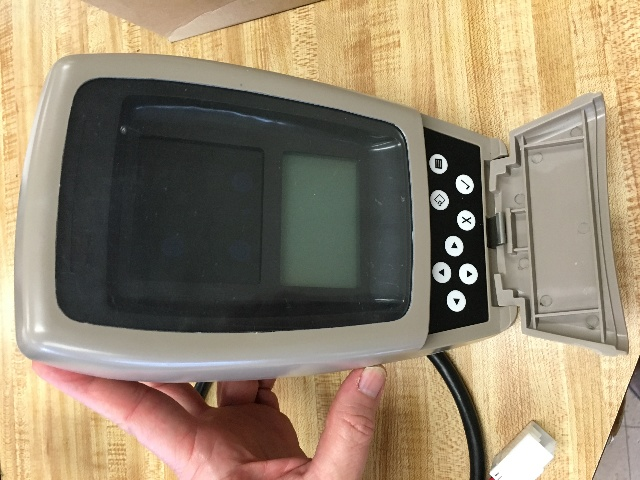 Cat Caterpillar Excavator Monitor 330C 260-2160 2602160 1573198 157-3198 gauge