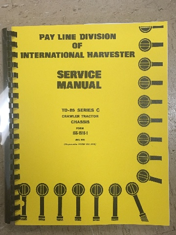 International-TD25C-Chassis-Crawler-Service-Manual-IH-ISS15181  International-TD25C-Chassis-Crawler-Service-Manual-IH-ISS15181  International-TD25C-Chassis-Crawler-Service-Manual-IH-ISS15181  Interna