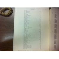 Massey Ferguson MF30E 30E Tractor Loader Backhoe Parts Book Manual 819739M1 NEW