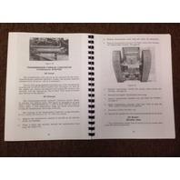 Case 450 crawler Operators Maintenance Manual Dozer Loader early s/n 9-6141