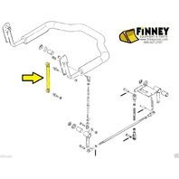Case skid steer safety bar spring cylinder 128461A2 new