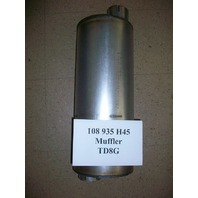 International Dresser IH TD8G 125E loader 450 830 motor grader 108935H45 Muffler