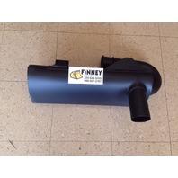 John Deere JD 450G 455G 550G 650G Crawler Dozer Loader TURBO Muffler AT166078
