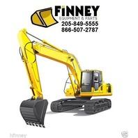 Cat Caterpillar 320C Hydraulic Excavator Muffler 2666252 New 7JK serial #