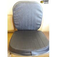 International IH Dresser TD8G TD7G Crawler dozer Suspension Seat Set Cushion 2pc