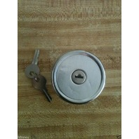 Locking Fuel Cap Case skid steer loader 40XT 60XT 70XT 75XT 85XT 90XT 95XT LOCK