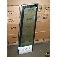Case 580K 580L 590 Backhoe Left DOOR FRONT WINDOW R52879 glass 580SL
