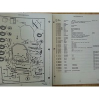 Bobcat 753 753G Skid Steer Parts manual book 6900984