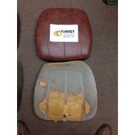 Case 580SK Super K Backhoe SUSPENSION SEAT cushion set 116531A1 116541A1