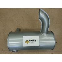 Cat Caterpillar 320C Hydraulic Excavator Muffler 2666251 New 7JK some 318C 319C