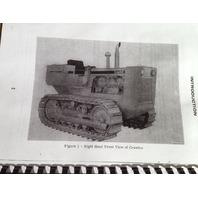 Case 1150 Dozer Crawler Operation Operators Maintenance Manual 9-1733 New