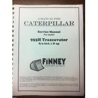 CAT Caterpillar 955H Crawler Loader Dozer Service Technical Manual Book NEW 60a