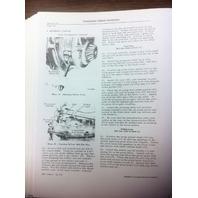 International IH TD25B TD30 Crawler Dozer Loader Service Shop Manual Book NEW