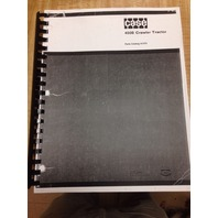 Case 450B Crawler Tractor Bulldozer Parts Manual Book A1372