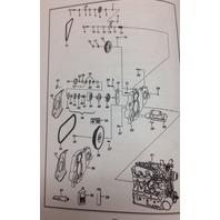 Bobcat 773G G-Series Parts Manual Book Skid Steer Loader 6900939 NEW