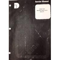International IH Dresser 500  Crawler Tractor Service Manual Form GSS-1373