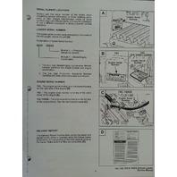 Bobcat 743 Service Manual Book Skid steer 6566109