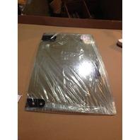 Case 580M 580SM 590SM RH RIGHT  DOOR UPPER WINDOW GLASS 394700A1 **TWO DOOR CAB