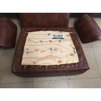 Case 450C 455C 550 850B 850C 1150B 1150C seat cushion set 4pc DOZER LOADER