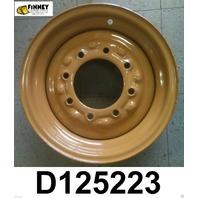 Case 580B 580C 580D 580SE 580K 580SK Backhoe 2wd front rim wheel New D125223