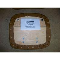 Case 580K Backhoe SUSPENSION SEAT replacent cushion vinyl N14341 N14321 N14340