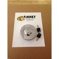 Caterpillar Cat Excavator Locking Fuel Cap 0963100 key E110 E120 E70B E110B 312