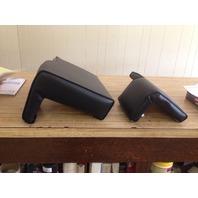 John Deere 350c 450c dozer Loader Seat Cushion set crawler 4 pc **THICK ARM RESTS**
