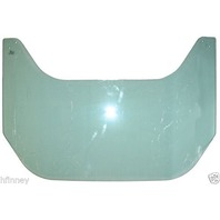 352209A1 Case 580M 580 Super M 580SM Rear Center glass window loader backhoe NEW