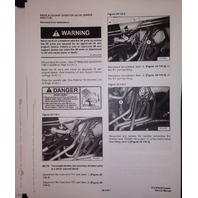 Bobcat 773G skid steer loader Service Manual Turbo Book Form 6900834