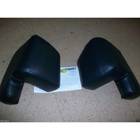 International TD7E TD8E dozer arm rests rest seat pair